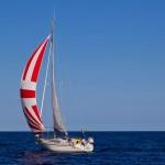 Ветер, принципы хождения под парусами